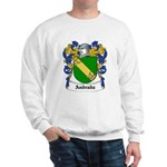 Andrada Coat of Arms Sweatshirt