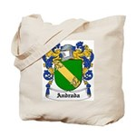 Andrada Coat of Arms Tote Bag