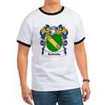 Andrada Coat of Arms Ringer T