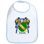 Andrada Coat of Arms Bib