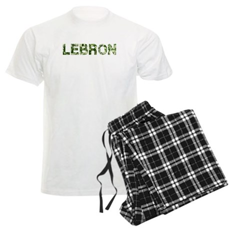 Lebron, Vintage Camo, Men's Light Pajamas