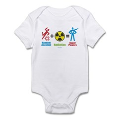 Super Powers Infant Bodysuit