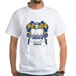 Alpont Coat of Arms White T-Shirt