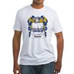 Alpont Coat of Arms Fitted T-Shirt
