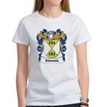 Almunia Coat of Arms Women's T-Shirt
