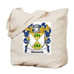 Almunia Coat of Arms Tote Bag