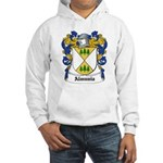 Almunia Coat of Arms Hooded Sweatshirt