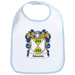 Almunia Coat of Arms Bib