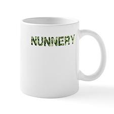 Nunnery, Vintage Camo, Mug