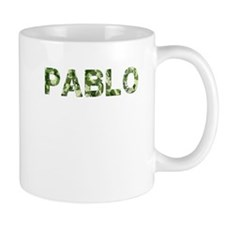 Pablo, Vintage Camo, Mug