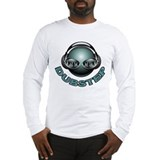 Dubstep Deejay Long Sleeve T-Shirt
