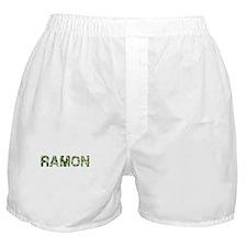Ramon, Vintage Camo, Boxer Shorts