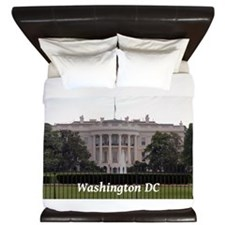 Washington DC King Duvet