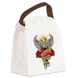 Aspergers-Syndrome-Dagger.png Canvas Lunch Bag