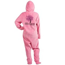 Cystic-Fibrosis-Tree.png Footed Pajamas