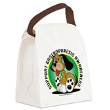 Gastroparesis-Dog.png Canvas Lunch Bag