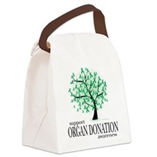 Organ-Donation-Tree.png Canvas Lunch Bag