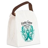 Ovarian-Cancer-Butterfly-3.png Canvas Lunch Bag