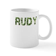 Rudy, Vintage Camo, Mug