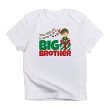 Elf Big Brother To Be Infant T-Shirt