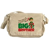Elf Big Brother To Be Messenger Bag