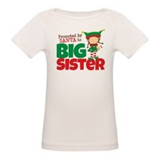 Elf Big Sister To Be Tee