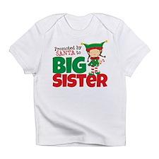 Elf Big Sister To Be Infant T-Shirt