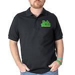 USMC emblem e18 Organic Toddler T-Shirt (dark)