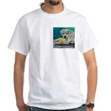 My Ducky Yellow Lab Pup Shirt