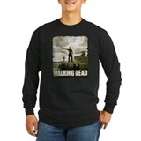 Walking Dead Prison Long Sleeve T-Shirt