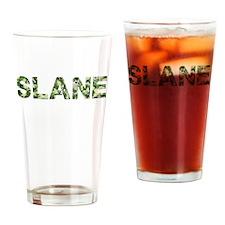 Slane, Vintage Camo, Drinking Glass