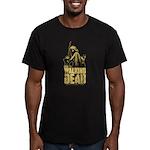 Zombie Killer Michonne Men's Fitted T-Shirt
