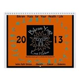 BYEH 26 Posture Wall Calendar