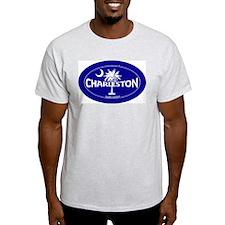 Charleston South Carolina Sticker and Magnet T-Shirt