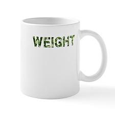 Weight, Vintage Camo, Mug