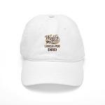 Lhasa-Poo Dog Dad Cap