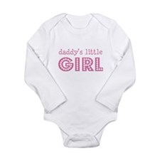 Daddy's Little Girl Body Suit