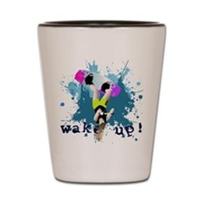 Cool Wakeboarders Shot Glass