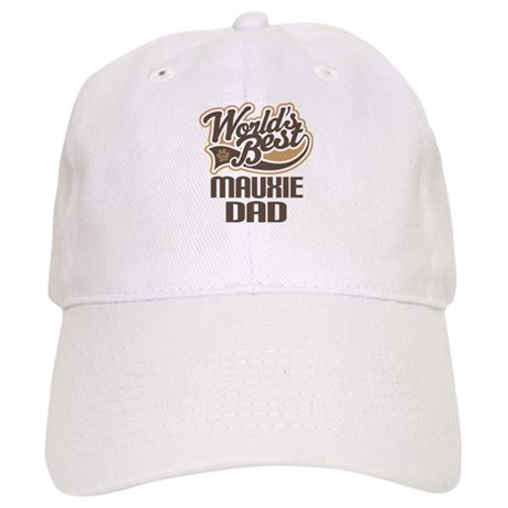 Mauxie Dog Dad Cap