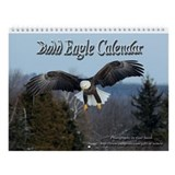 Bald Eagle Wall Calendar