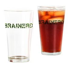 Brainerd, Vintage Camo, Drinking Glass