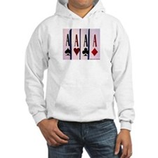 Poker Shirt Marc Gutierrez 4 Four Aces Hoodie
