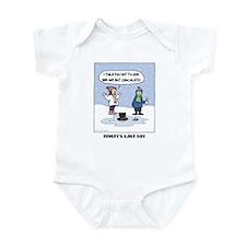 Frosty's Last Day Infant Bodysuit