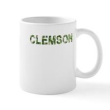 Clemson, Vintage Camo, Mug