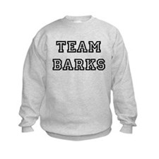 Team Barks Sweatshirt