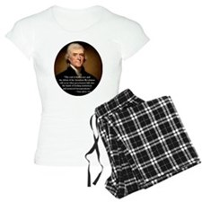 thomas jefferson Pajamas