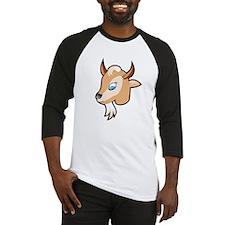 Goat Head Design Baseball Jersey