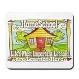 Homeschool Lessons.png Mousepad