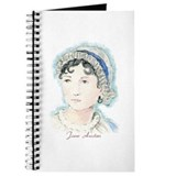 Jane Austen Painting Journal