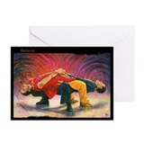 Kung Fu Greeting Cards (Pk of 10)